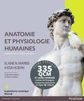 Elaine N. Marieb et Katja Hoehn - Anatomie et physiologie humaines + QCM & corrigés - Pack en 2 volumes.