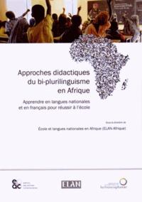 Deedr.fr Approches didactiques du bi-plurilinguisme en Afrique : apprendre en langues nationales et en français pour réussir à l'école Image