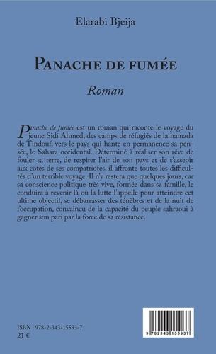 Panache de fumée (en arabe). Roman