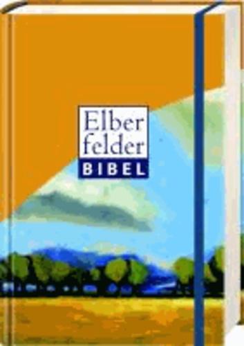 Elberfelder Bibel 2006 Senfkornausgabe Motiv Lindenallee mit Gummiband.