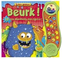 Elcy - Beurk ! - 18 sons dégoûtants, mais rigolos !.