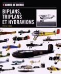 Elcy - Biplans, triplans et hydravions - 1914-1945.