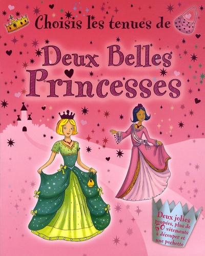 Elcy - Deux belles princesses.