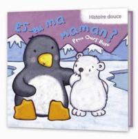 Elcy - Es-tu ma maman ? Petit ours blanc.