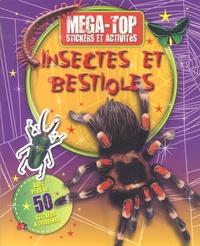 Elcy - Insectes et bestioles.