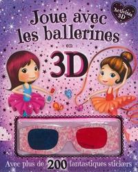 Elcy - Joue avec les ballerines en 3D.