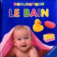 Elcy - Le bain - Livre Scintillant.