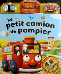 Elcy - Le petit camion de pompier - Avec un circuit et 2 véhicules.