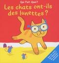 Elcy - Les chats ont-ils des lunettes ?.