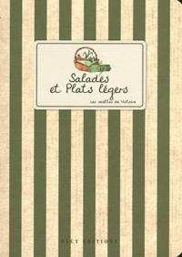 Elcy - Salades et plats légers.