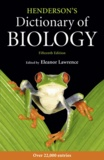 Eleanor Lawrence - Henderson's Dictionary of Biology.