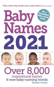 Eleanor Turner - Baby Names 2021.