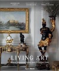 Electa - Living art house - Museum Paolo and Carolina Zani.