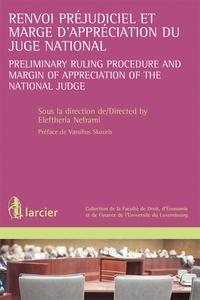 Histoiresdenlire.be Renvoi préjudiciel et marge d'appréciation du juge national Image