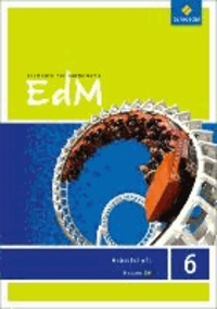 Elemente der Mathematik 6. Arbeitsheft. G9. Hessen - Sekundarstufe 1 - Ausgabe 2013.
