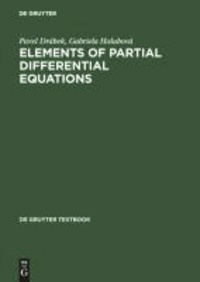 Elements of Partial Differential Equations.