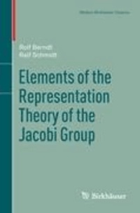 Elements of the Representation Theory of the Jacobi Group.