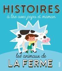 Elen Lescoat et  Germain - Les animaux de la ferme.
