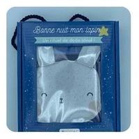 Elena Brusi - Bonne nuit mon lapin - Livre naissance tissu.