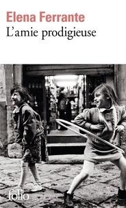 Manuels gratuits en ligne à télécharger L'amie prodigieuse Tome 1 par Elena Ferrante en francais 9782072622878 MOBI FB2 CHM
