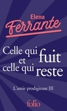 Elena Ferrante - L'amie prodigieuse Tome 3 : Celle qui fuit et celle qui reste - Époque intermédiaire.