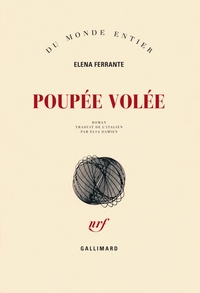 Téléchargement gratuit d'ebooks sur torrent Poupée volée in French par Elena Ferrante 9782070785711