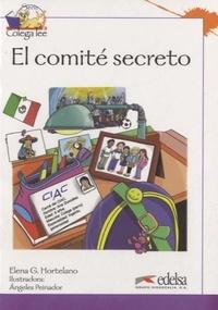 Elena G. Hortelano - El comité secreto.