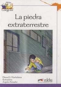 Elena G. Hortelano - La piedra extraterrestre.