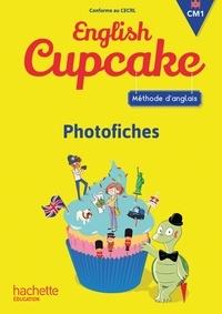 Elena Iordan et Christophe Romeu - Méthode d'anglais CM1 English Cupcake - Photofiches.
