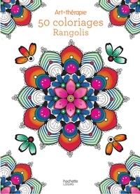 Accentsonline.fr 50 coloriages Rangolis Image