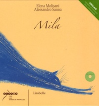Elena Molisani et Alessandro Sanna - Mila. 1 CD audio