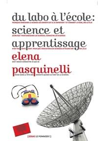 Elena Pasquinelli - Du labo à l'école, science et apprentissage.