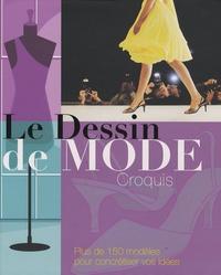 Histoiresdenlire.be Le Dessin de mode : croquis Image