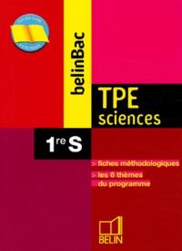 Elena Salgueiro et Catherine Chappaz - TPE Sciences 1ère S.