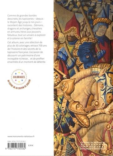 La tapisserie française du Moyen Age à nos jours