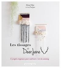 Goodtastepolice.fr Les tissages de Deer Jane - 15 projets originaux pour maîtriser l'art du weaving Image