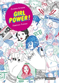 Télécharger un livre d'or gratuit Girl Power ! par Eleonora Antonioni, Francesca Ruggiero (French Edition)