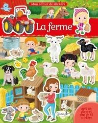 Eleonora Barsotti - La ferme - Avec un décor et plus de 45 stickers.