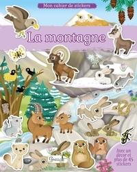 Eleonora Barsotti - La montagne - Avec un décor et plus de 45 stickers.