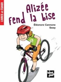 Eléonore Cannone et  Sway - Alizée fend la bise.