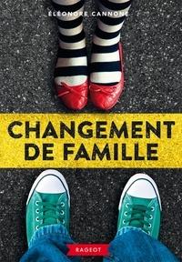Eléonore Cannone - Changement de famille.