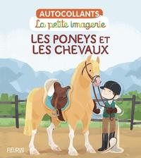 Eléonore Della Malva - Les poneys et les chevaux.