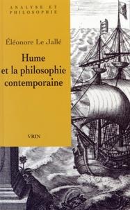 Eléonore Le Jallé - Hume et la philosophie contemporaine.