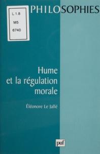 Eléonore Le Jallé - Hume et la régulation morale.