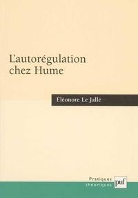 Eléonore Le Jallé - L'autorégulation chez Hume.