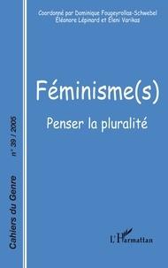 Eléonore Lépinard - Cahiers du genre N° 39, 2005 : Féminisme(s) penser la pluralité.