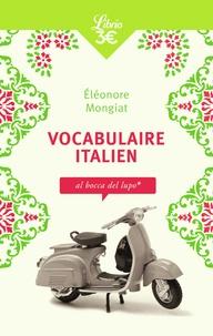 Vocabulaire italien - Eléonore Mongiat pdf epub