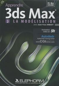 Apprendre 3ds Max - Tome 2, La modélisation, DVD ROM.pdf