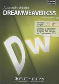 Apprendre Dreamweaver CS5 - DVD-ROM.pdf