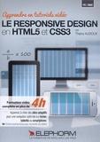 Thierry Audoux - Apprendre en tutoriels video le responsive design en HTML5 et CSS3. 1 DVD